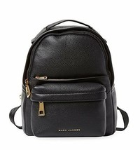 Marc Jacobs Mini Leather Backpack (Black) - $328.00