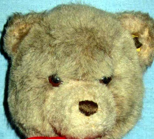 """Steiff Teddy Bear - 11"""""""