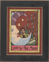 Love By The Moon 2013 Sticks Kit Everyday Series beaded button kit Mill Hill - $15.75