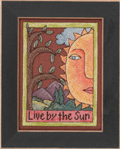 Live By The Sun 2013 Sticks Kit Everyday Series beaded button kit Mill Hill - $15.75