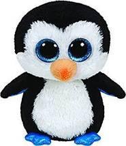 TY Beanie Boos Buddy (Medium) Waddles the Penguin  - $16.99
