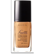 avon ideal flawless invisible coverage liquid f... - $14.99