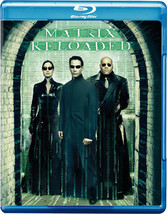 Matrix Reloaded (Blu-Ray/Ws-16X9/Eng-Fr-Sp Sub)