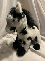 Bass Pro Shop Pinto Plush Horse Toy Stuffed Animal Wildlife Artists Kids  - $15.83