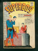 SUPERBOY #94 1962-12 CENT ISSUE-PETE ROSS APPEARS-DC-DC G - $21.44