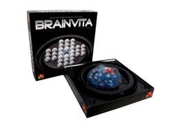 Toys Box Brainvita Black Players Solo Game Age 5+ - $37.07