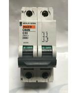 Merlin Gerin multi 9 C60N C63 3P Circuit Breaker  - $48.37