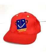 Vintage Oktoberfest Munchen Hat 1995 Cap Snapback Munich Octoberfest Logo - $18.55