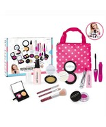 Pretend Play Cosmetic Makeup Toy Set Kit for Little Girls Kids Makeup Toys - $14.99