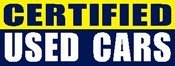 2x6 Certified Used Cars Banner Full color