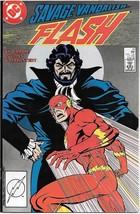 The Flash Comic Book 2nd Series #13 DC Comics 1988 VERY FN/NEAR MINT NEW... - $3.50