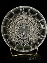 """American Brilliant Cut Glass Antique Crystal Abp 9.5"""" Divided Bowl - $50.49"""