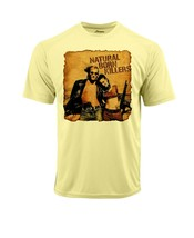 Natural Born Killers T-shirt moisture wick retro 90s movie SPF graphic Sun Shirt image 2