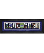 The Hotchkiss School Officially Licensed Framed Campus Letter Art - $39.95