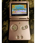 Nintendo Gameboy Advance SP Pearl Pink AGS 101 Fast Shipping - $129.93