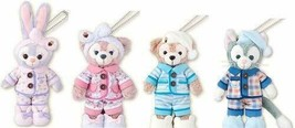 If Sewing Duffy Autumn Sleep Over A Stuffed Toy Badge 4-Piece Set Sherry... - $94.47