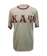 Kappa Alpha Psi Fraternity Short Sleeve T-Shirt Crimson KAPPA Greek T-shirt - $34.11