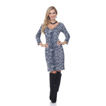 White Mark's Vivian Dress - Gray Snake - €27,32 EUR