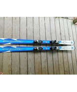 Rossignol Bandit BZ 74 Skis + Axium 120 Bindings, 174 CM - $123.75
