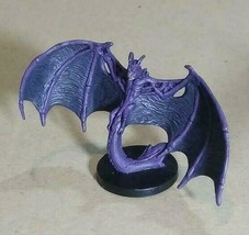 Dungeons & Dragons Miniatures Shadowhunter Bat #58 D&D Mini Collectible Wizards! - $7.99