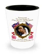 Prince Harry Meghan America's Princess  Dragon And Rose Commemorative Sh... - $11.99