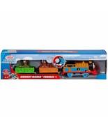 Fisher-Price Thomas & Friends TrackMaster Monkey Mania Thomas Engine - $24.74