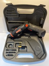 CRAFTSMAN 7.2v Cordless Driver with Bits in Hard Case #315.117790 *No Ch... - $33.66