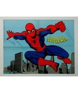 1978 Original Amazing Spider-man 21x16 Marvel Comics poster 1:1970's Mar... - $98.99
