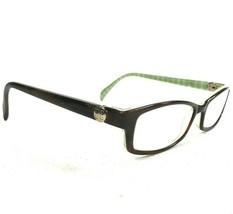 Kate Spade Elisabeth 0JDJ Sunglasses Eyeglasses Frames Clear Brown Green... - $23.36