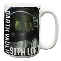 Star Wars Rogue One Large Coffee Mugs - Darth Vader / Death Trooper - $5.82