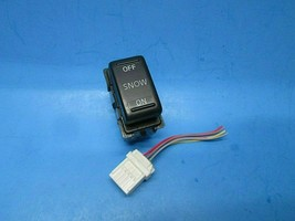Infiniti EX FX G M Q QX Snow On Off power shift Switch traction control OEM - $17.85