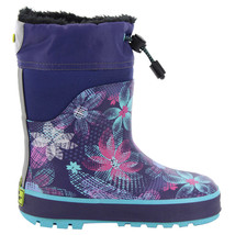 Western Chief Kids' Neoprene Boot, Purple NEW Without Box image 2