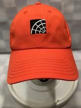 The PRIVATE BANK Orange American Needle Snapback Adult Cap Hat - $10.29
