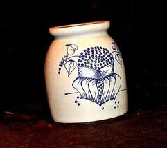 Beaumont Pottery Stoneware Crock BBP 1998 AA18-1212 image 2