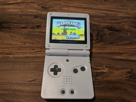 Nintendo Game Boy Advance SP AGS 101 Refurbished With Headphone Adapter - $140.00