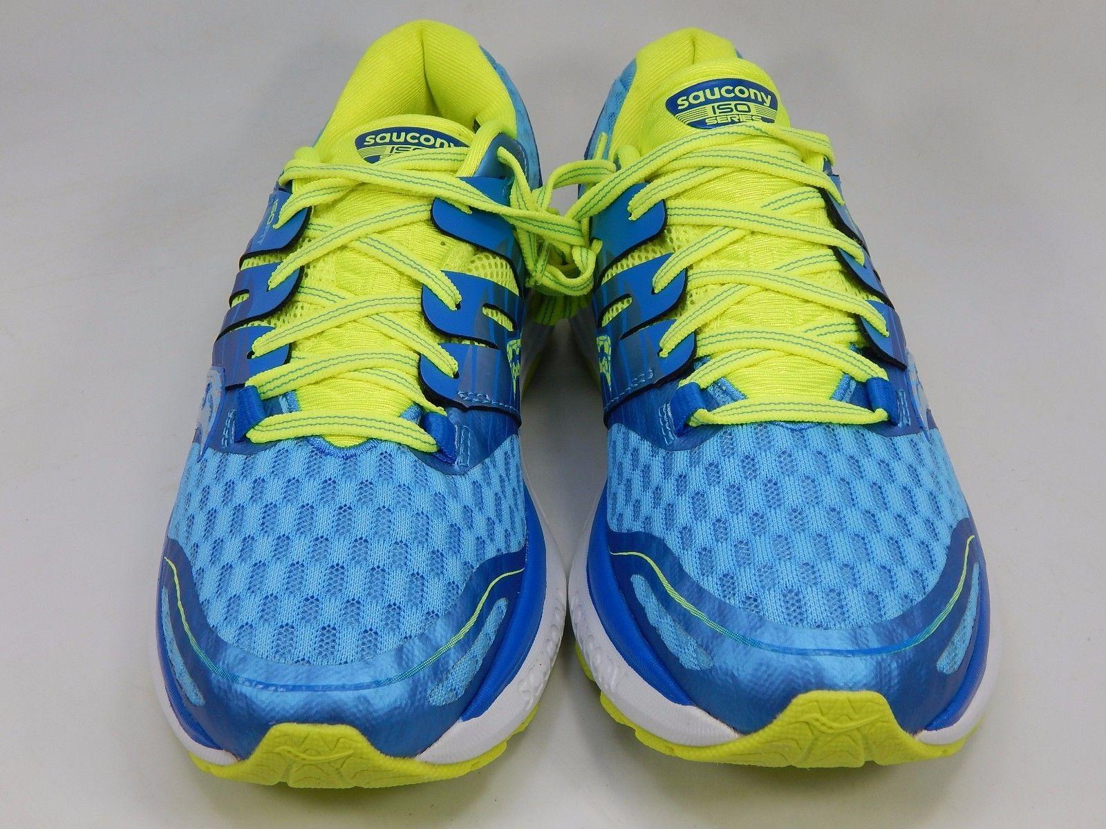Saucony Triumph ISO 2 Women's Running Shoes Size US 8 M (B) EU 39 Blue S10290-4