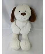 "Animal Adventure Cream Brown Dog Plush Puppy 20"" 2020 Stuffed Animal Toy - $49.95"