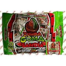ZUMBA PICA ZUMBA GOMA SANDIA Bag ( 20 in a Pack ) - $13.92