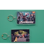 The Avengers Movie Iron Man Captain America Hul... - $9.95