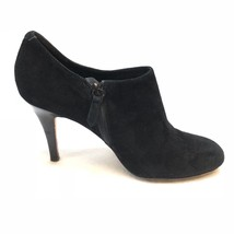 Cole Haan Air Talia Women's Black Suede Ankle Booties Size 10B - $47.51