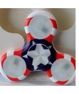 10 X Hand Spinner Fidget Spinner  Captain America with led lights - $56.09