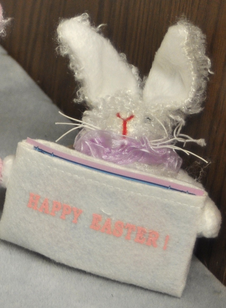 Bunny Money Holder