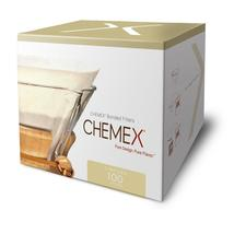 Chemex Bonded Coffee Filter Circles, 100 Count, 2 Pack of 1, White - $26.68