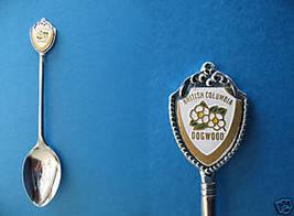 TOFINO BC. Souvenir Collector Spoon Collectible British Columbia DOGWOOD... - $5.95