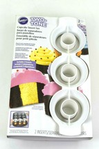 Wilton - Cupcake Insert Set (2) - Makes Two-Tone Multi-Colored Cupcakes - $9.89