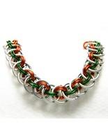 Miami Hurricanes Themed Bracelet - $29.88