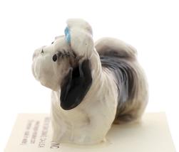 Hagen-Renaker Miniature Ceramic Dog Figurine Shih Tzu image 2