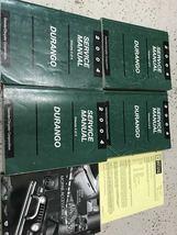 2004 DODGE DURANGO Service Repair Shop Manual Set W Data Book + Bulletin Page image 3