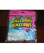 Helium Quality Latex Party Balloons ~ Blue ~ Pkg of 25 - $4.89