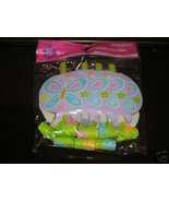 DesignWare Butterfly Birthday Party Favors Blowouts 8 - $3.99